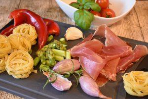 Nährstoffe – die kleinsten Teile im Essen