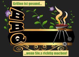 BBQ - gesund grillen