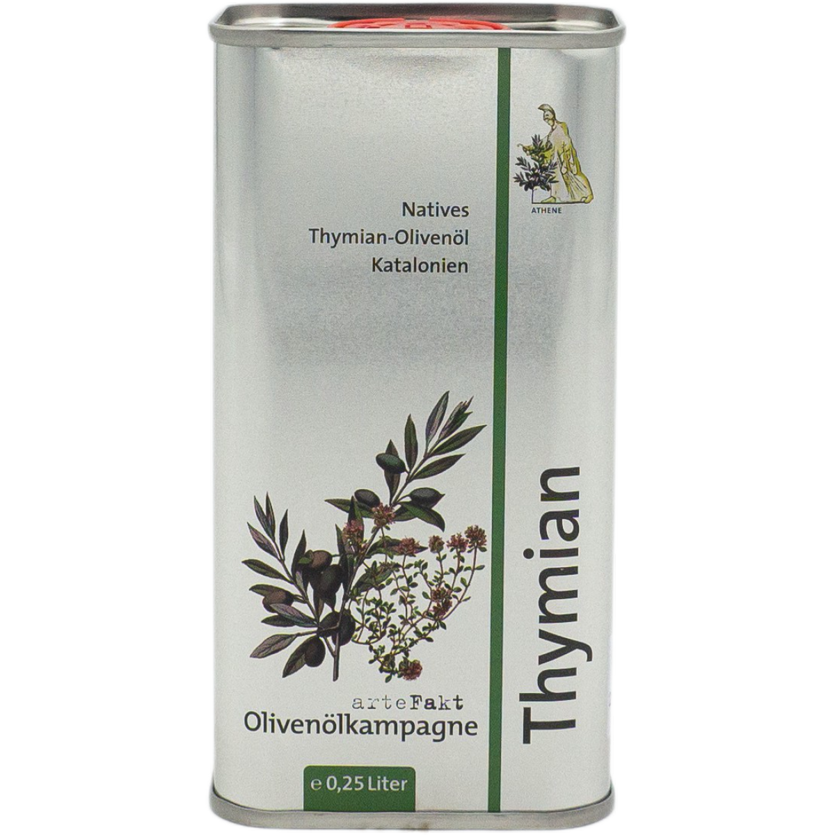 Bio Thymian Olivenöl, nativ