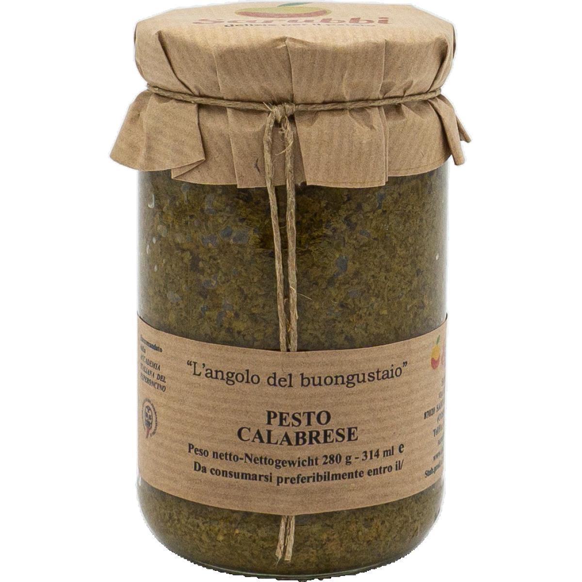 Pesto Calabrese, PIK 1