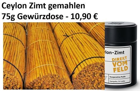 Bio Gewürze & Kräuter