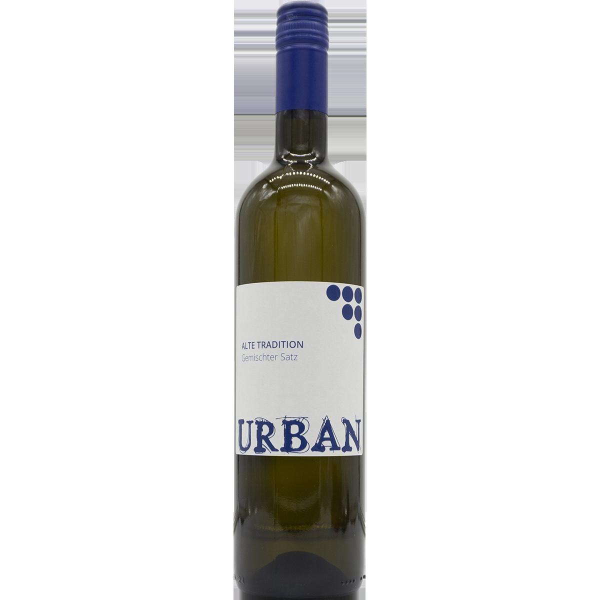 Alte Tradition Gemischter Satz QUW 2020 - Urban,  Weinviertel