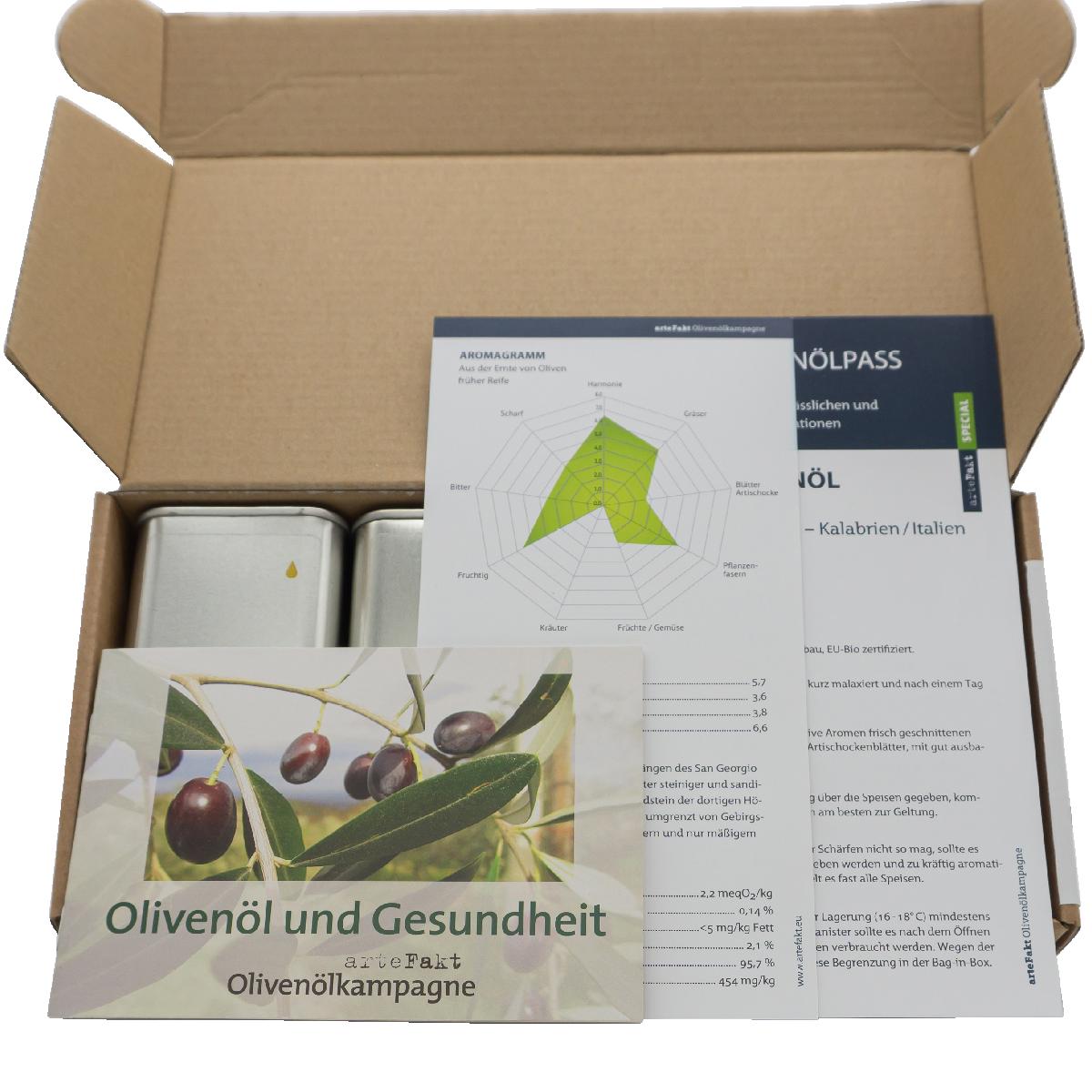 Olivenöl Specials