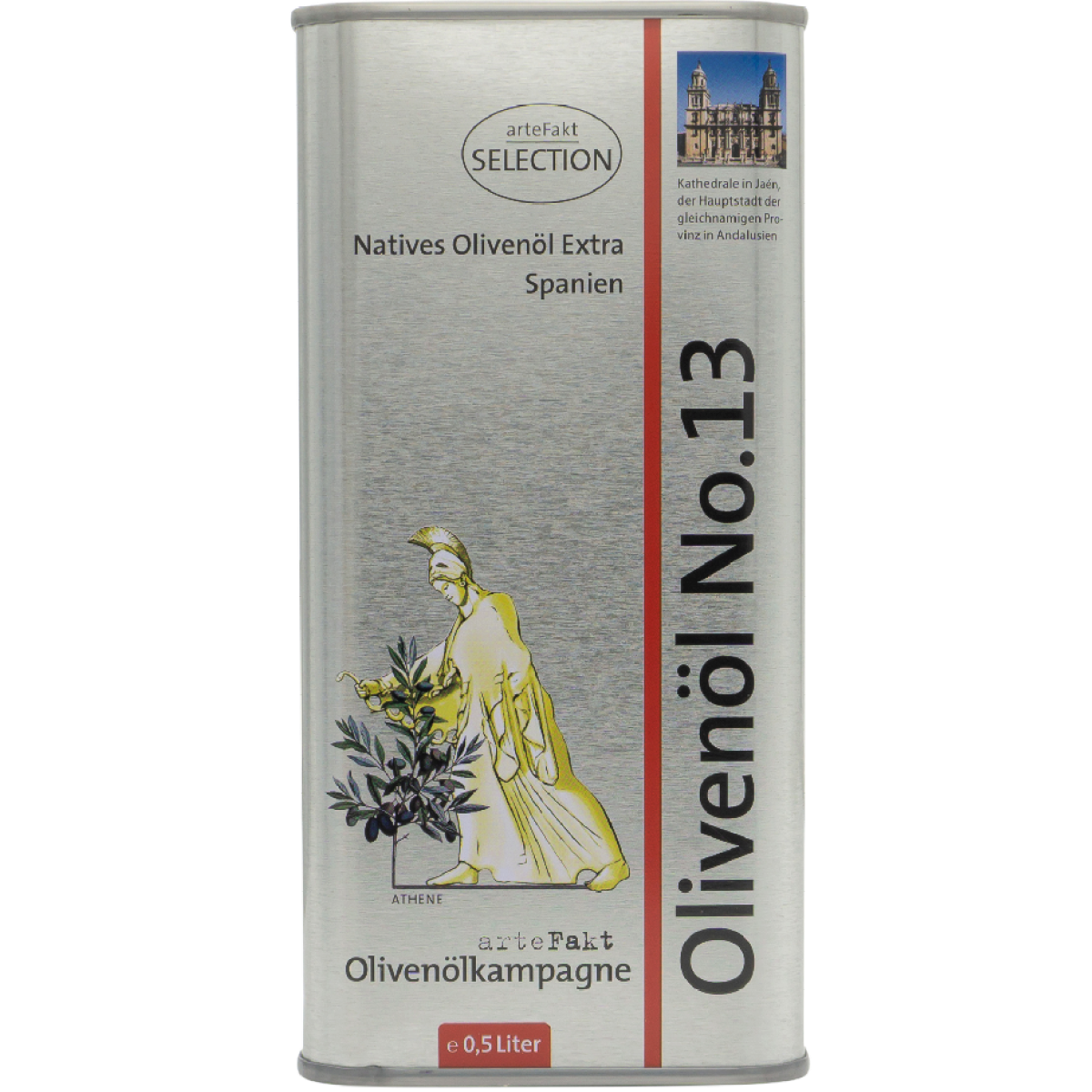 Bio Olivenöl No 13; Andalusien