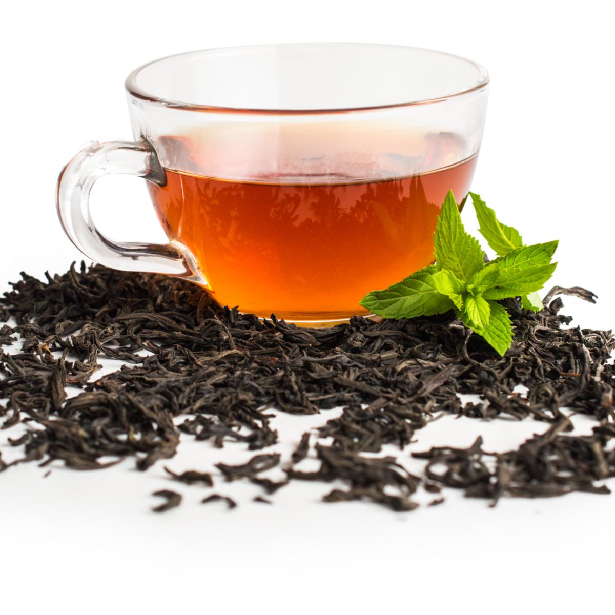 Darjeeling Tee schwarz bio (fairtrade)