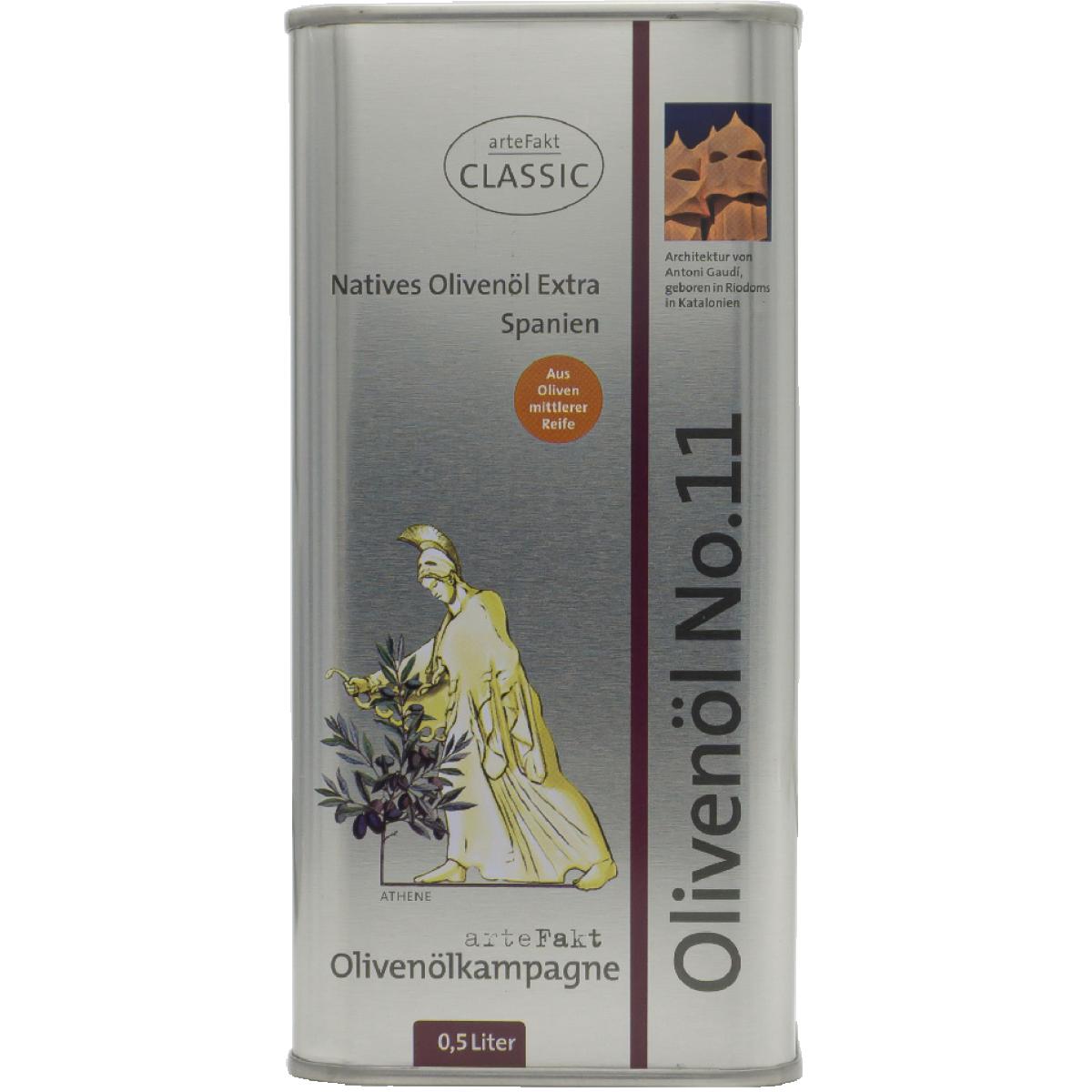 Bio Olivenöl No 11; Katalonien