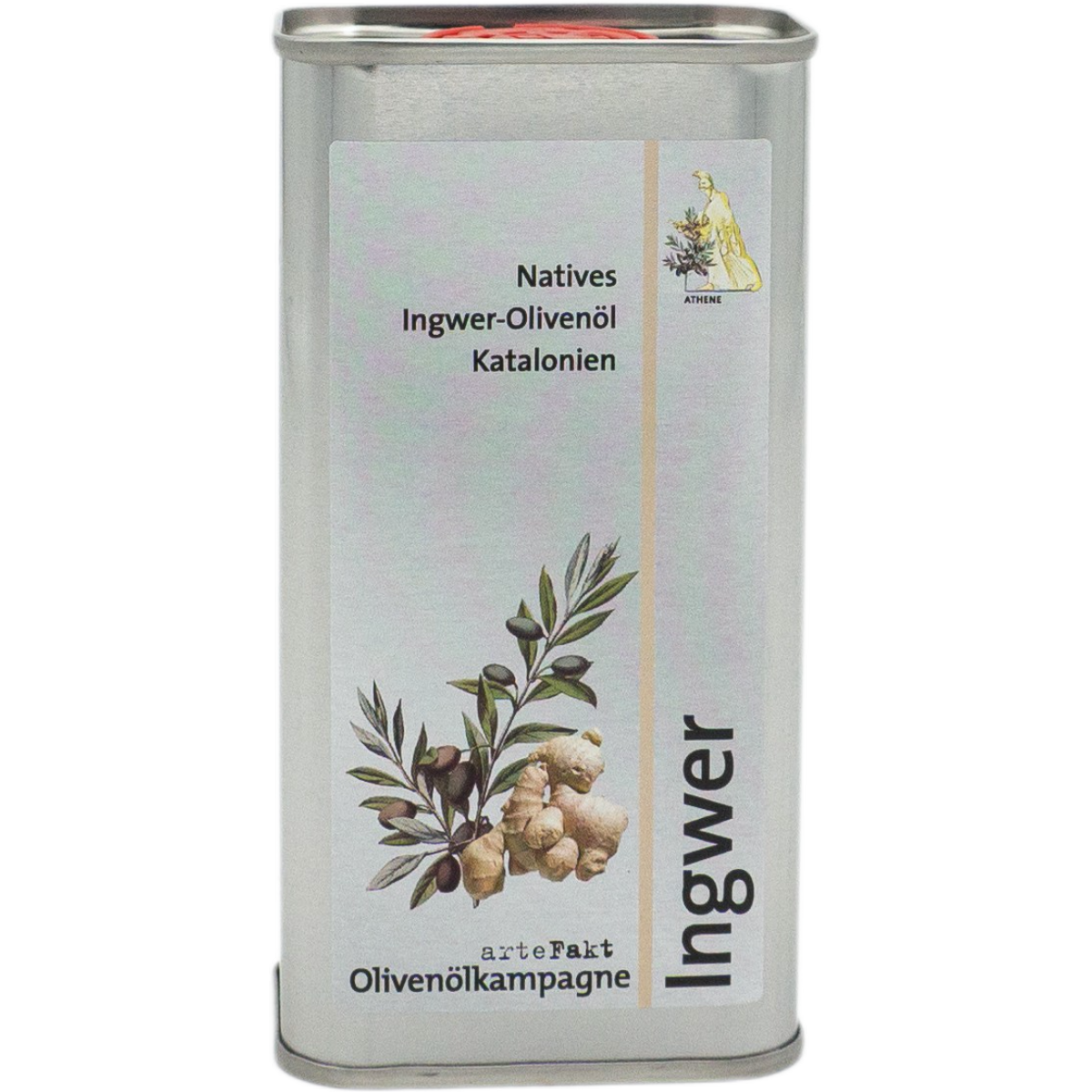 Ingwer-Olivenöl, nativ