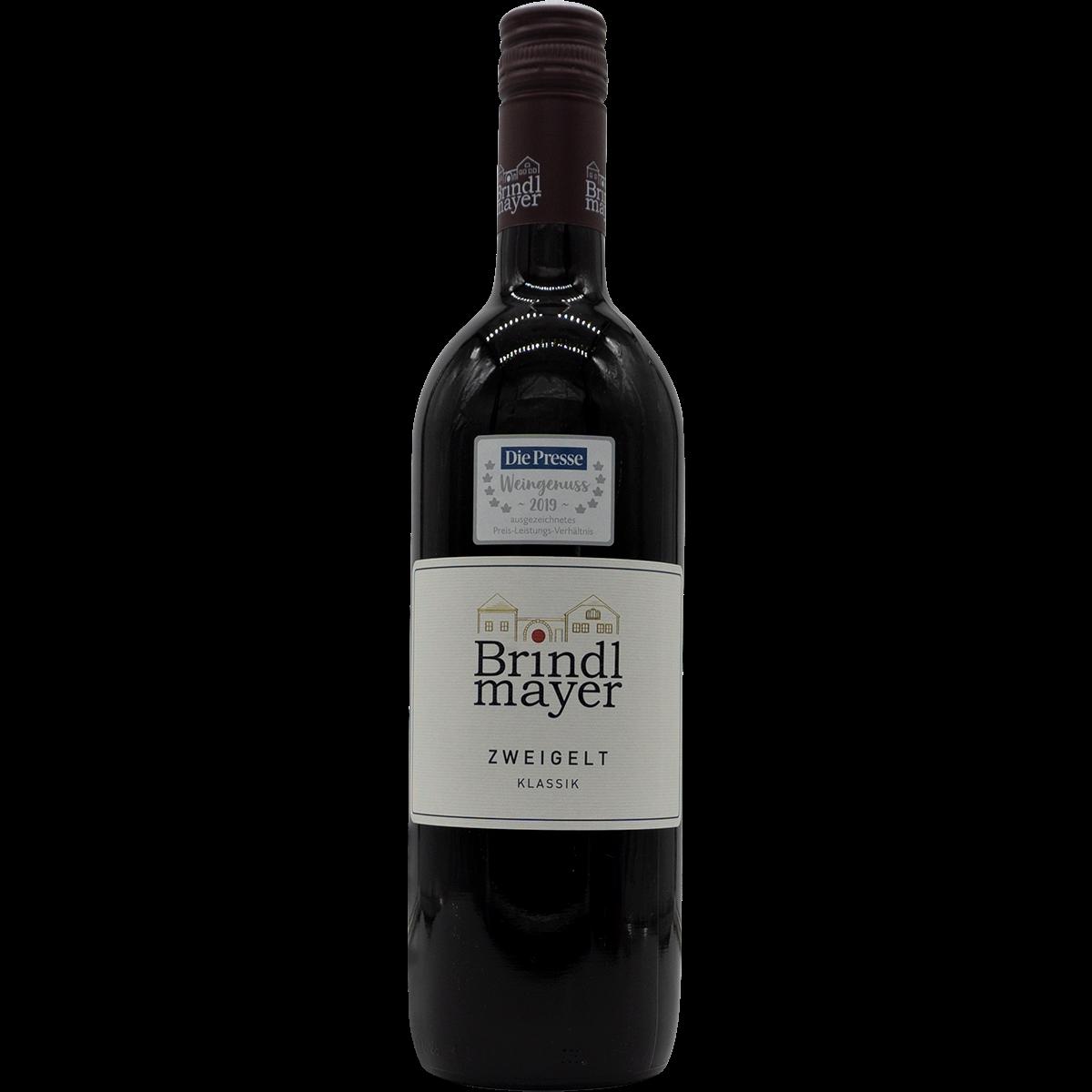 Zweigelt Qualitätswein 2018 - Brindlmayer, Traisental