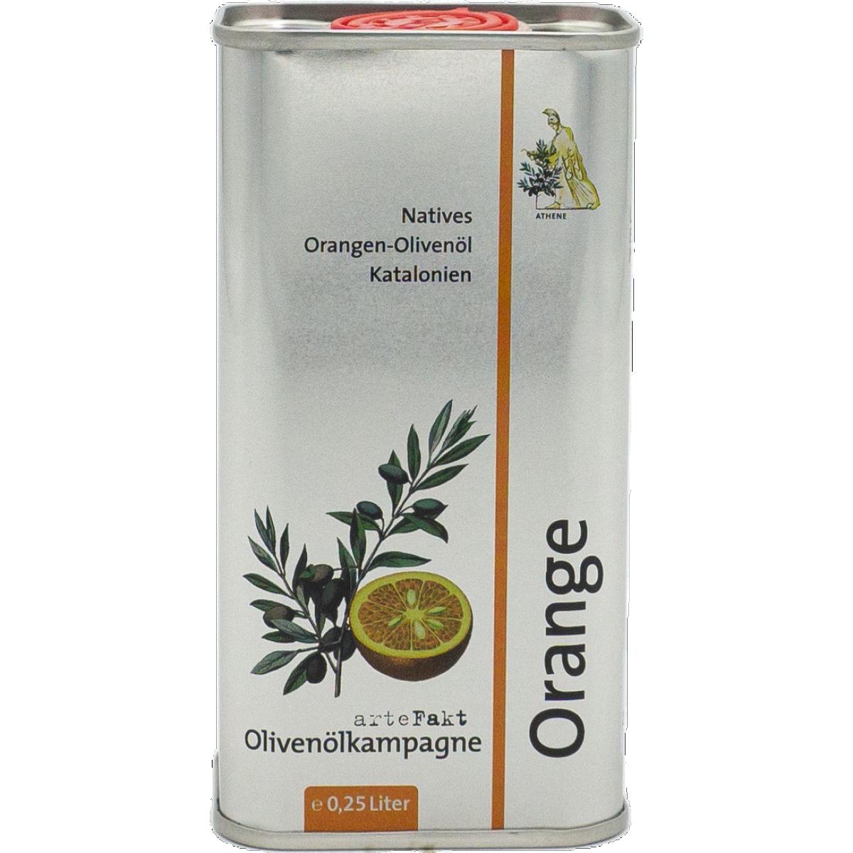 BIO Orangen-Olivenöl, nativ