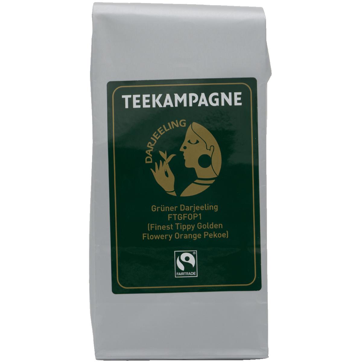 Darjeeling Tee grün bio (fairtrade)
