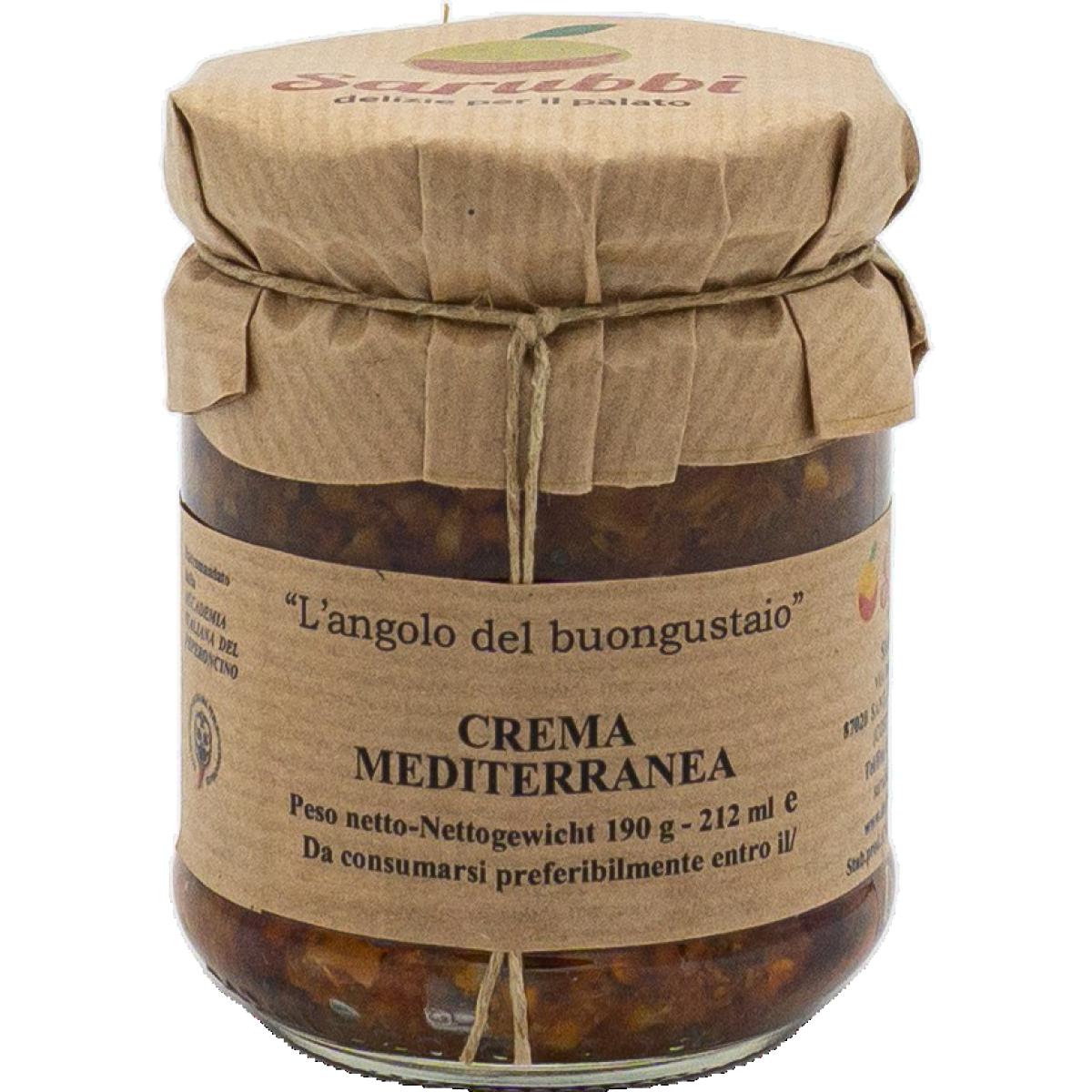 Paste Crema Mediterranea, PIK 7