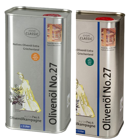 (Bio)Olivenöl No 27; Messenien